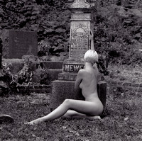 Cematary Nude
